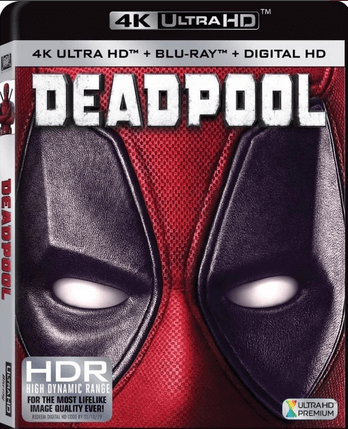 Deadpool 2016 4K 10 bit HDR Ultra HD 2160P