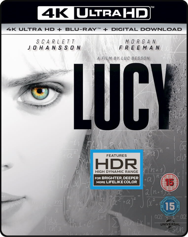Lucy 2014 Ultra HD Premium 2160p HDR