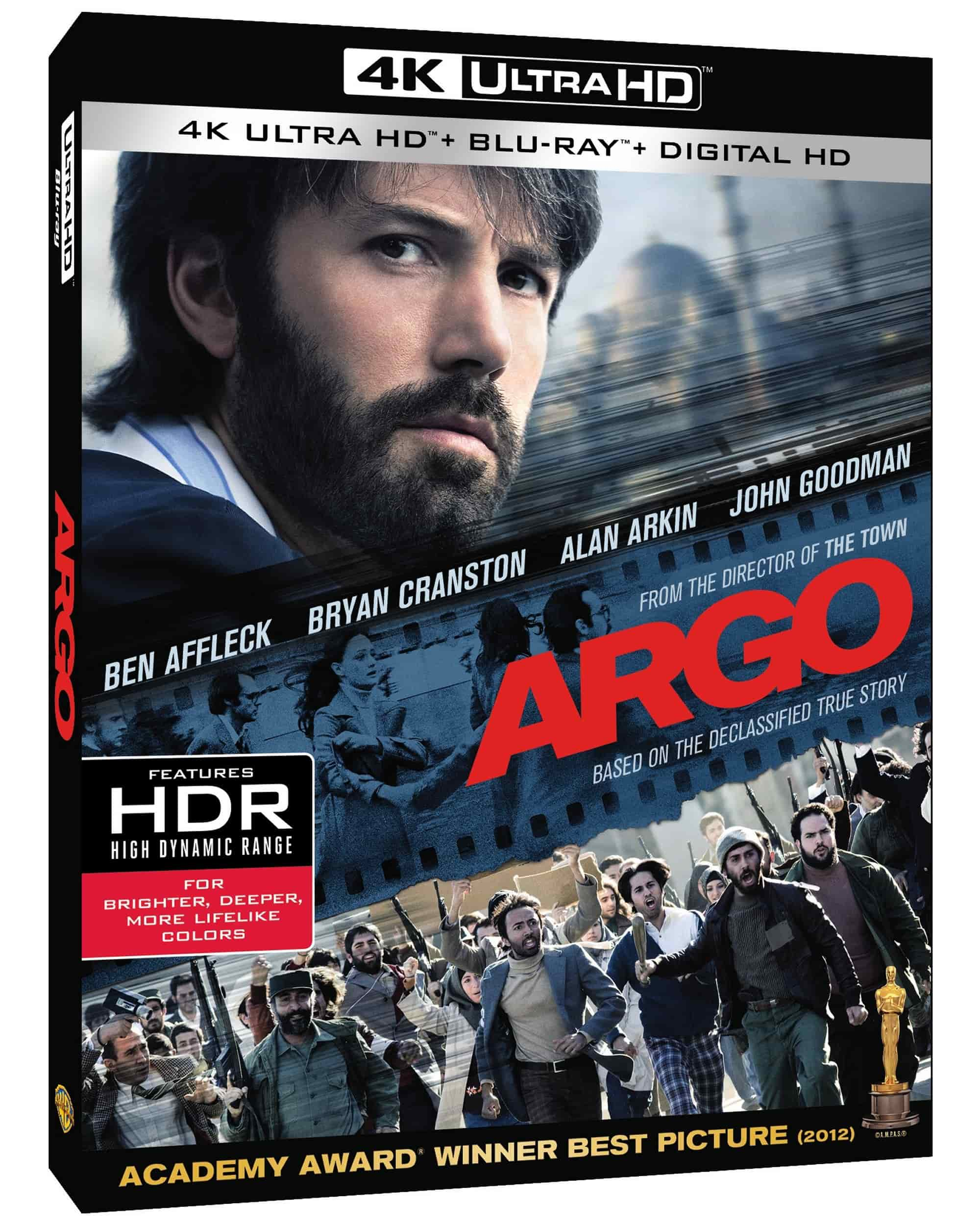 Argo 2012 2160p Ultra HD BluRay x265 10bit HDR