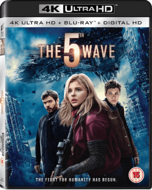 The 5th Wave 2016 4K Ultra HD 10bit HDR