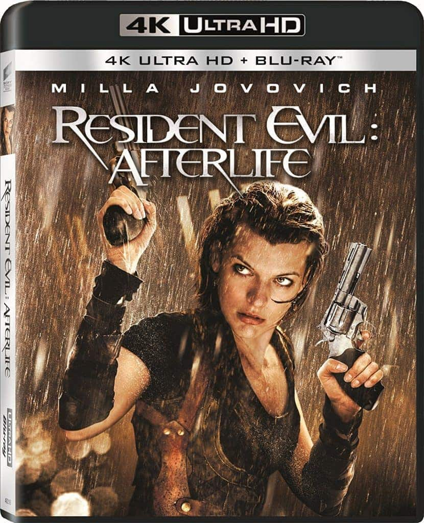 Resident Evil: Afterlife 2010 4K HDR 10bit Blu-Ray