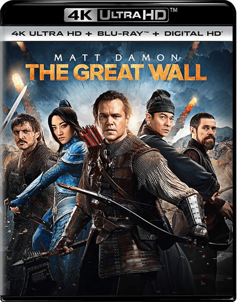 The Great Wall 2016 HDR10