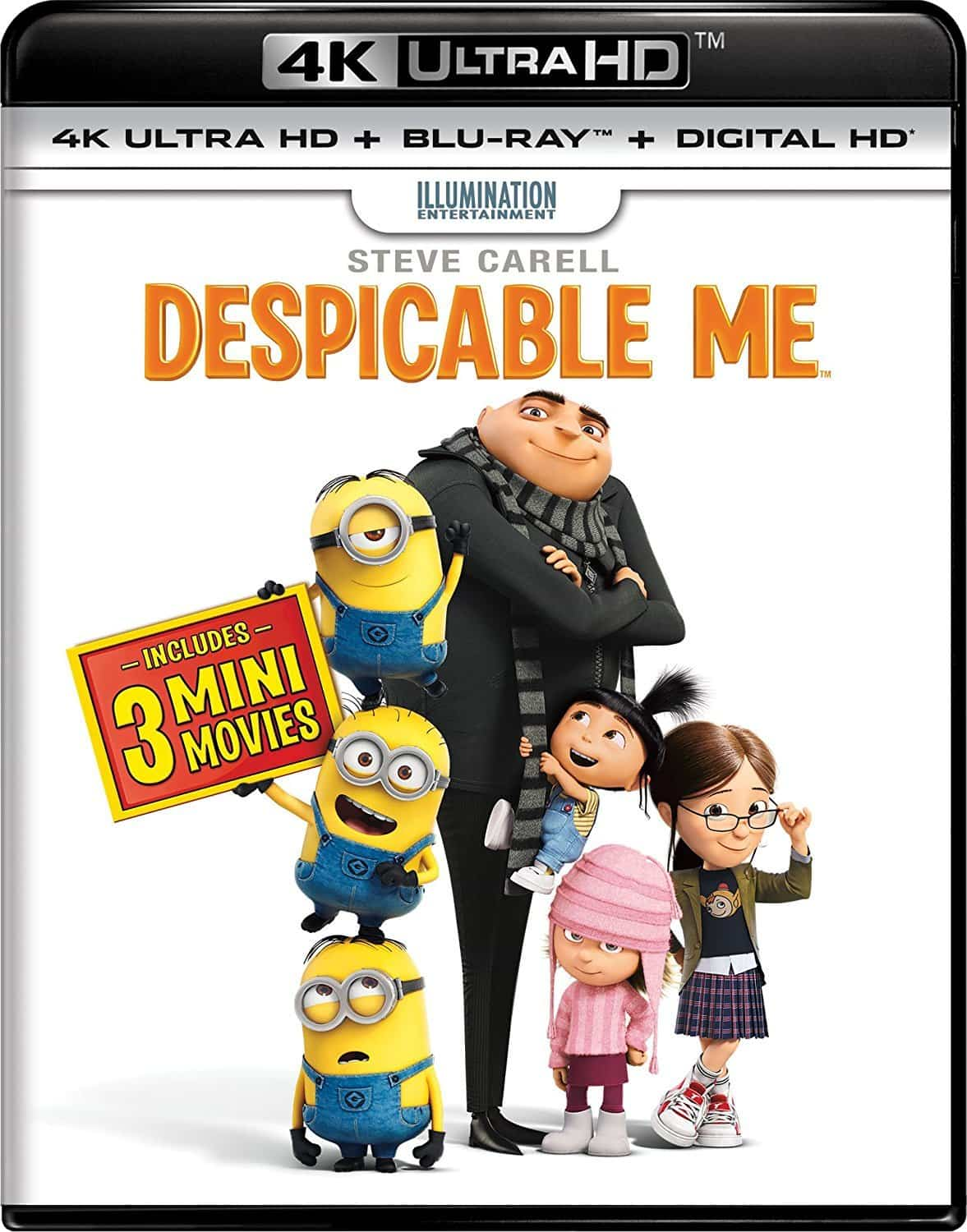 Despicable Me 2010 Ultra HDR
