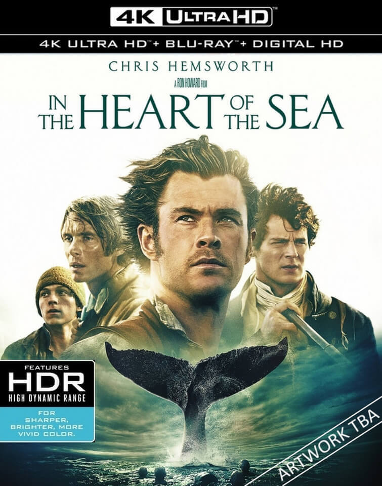 In the Heart of the Sea 2015