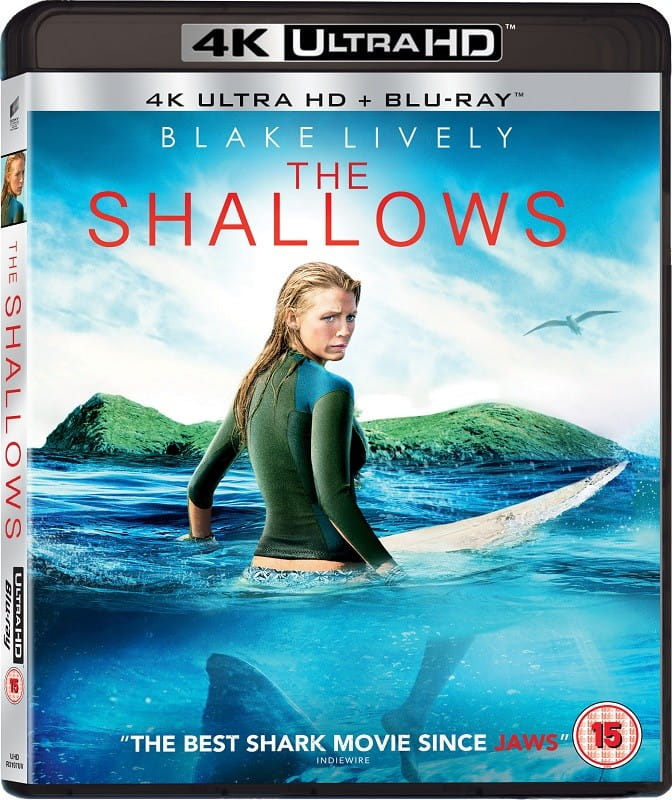 The Shallows 4K 2016 Ultra HD 2160p