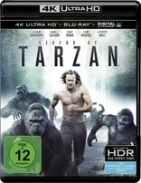The Legend of Tarzan 2016