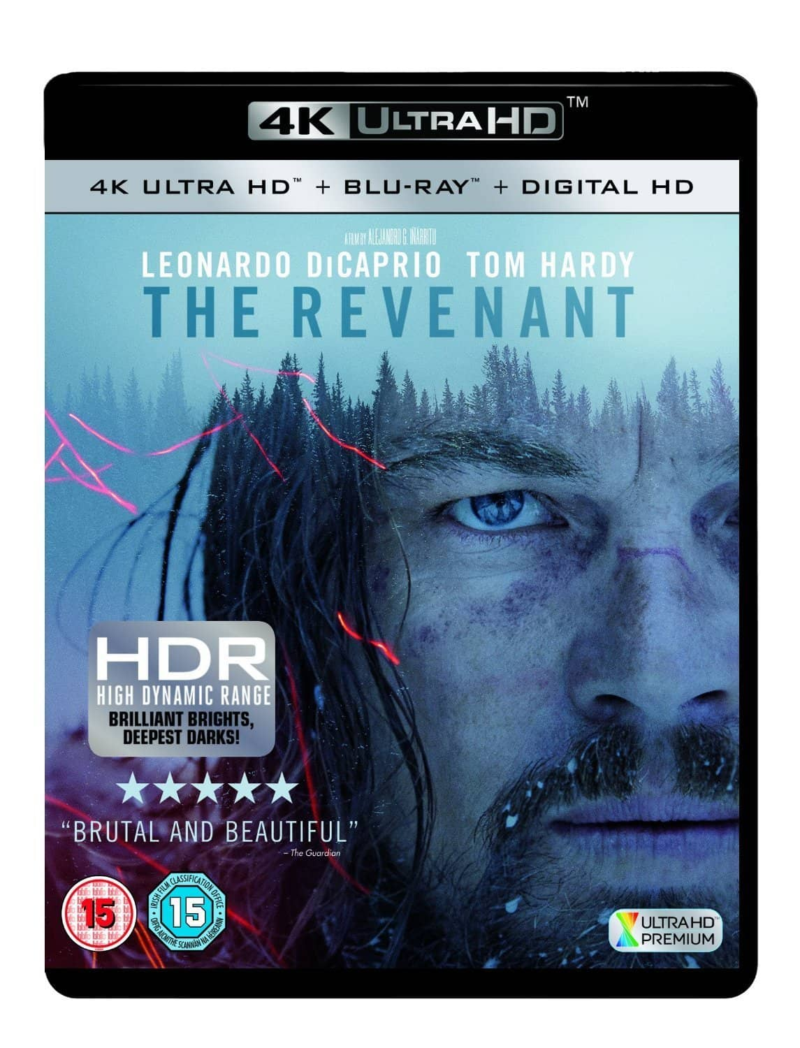 The Revenant RIP 4K 2015 HDR 2160P