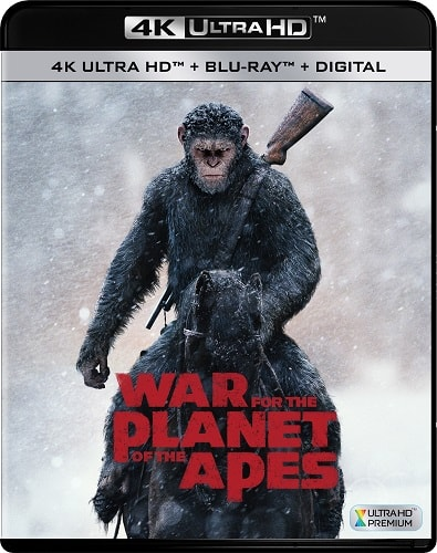War for the Planet of the Apes RIP 4K MOVIE 2017
