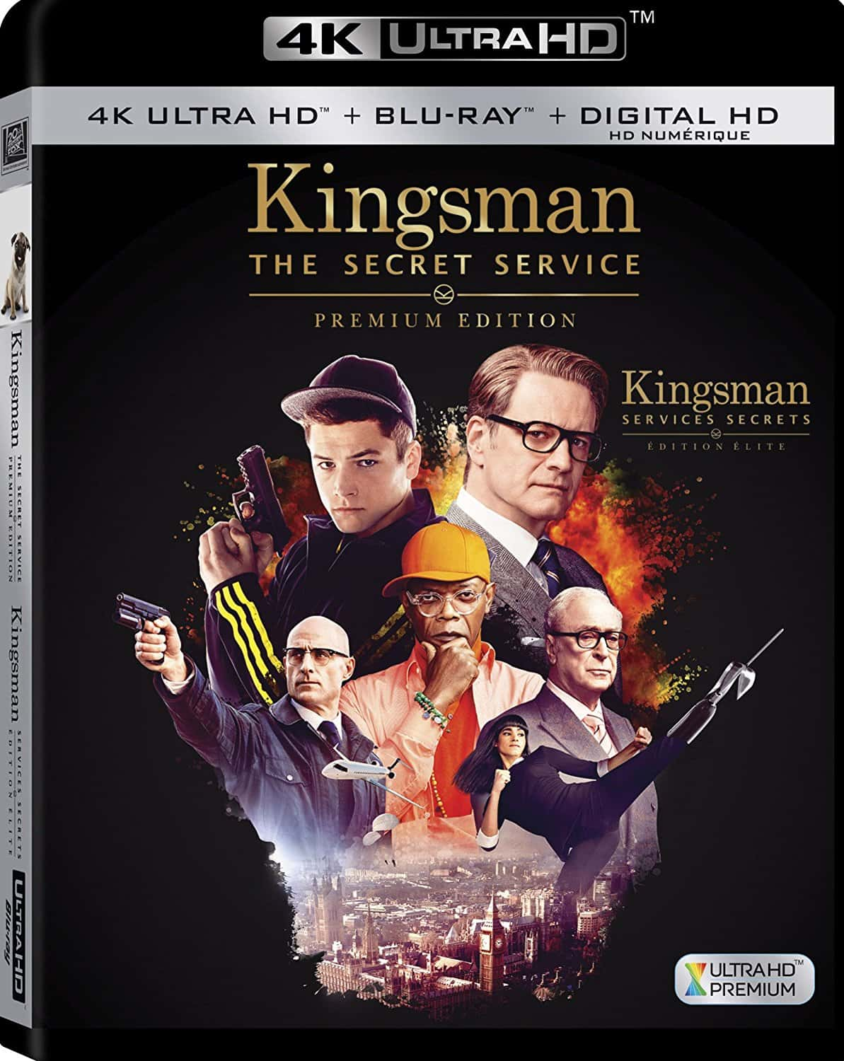 Kingsman The Secret Service 4K rip 2014 Ultra HD 2160P