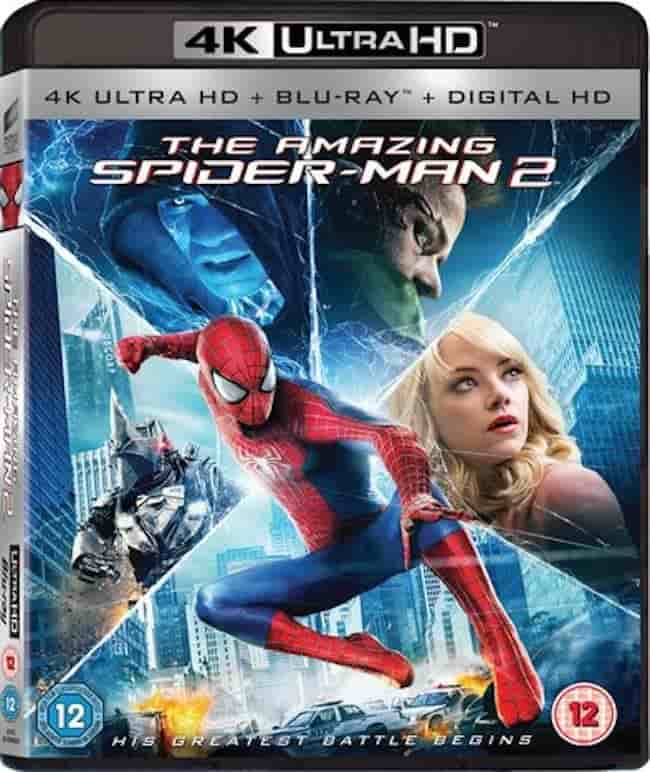 The Amazing Spider-Man 2 RIP 4K 2014 Ultra HD 2160p