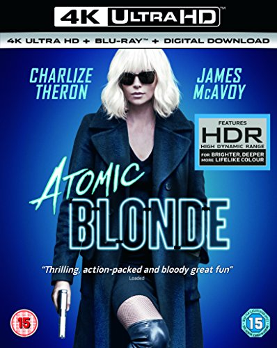 Atomic Blonde 2017 4K Rip 2160 Ultra HD