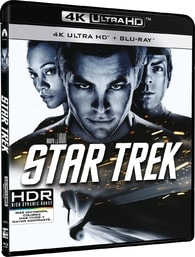 Star Trek 4K 2009 Ultra HD 2160p RIP HDR