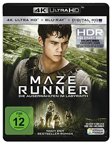The Maze Runner 4K 2014 RIP HDR 2160P