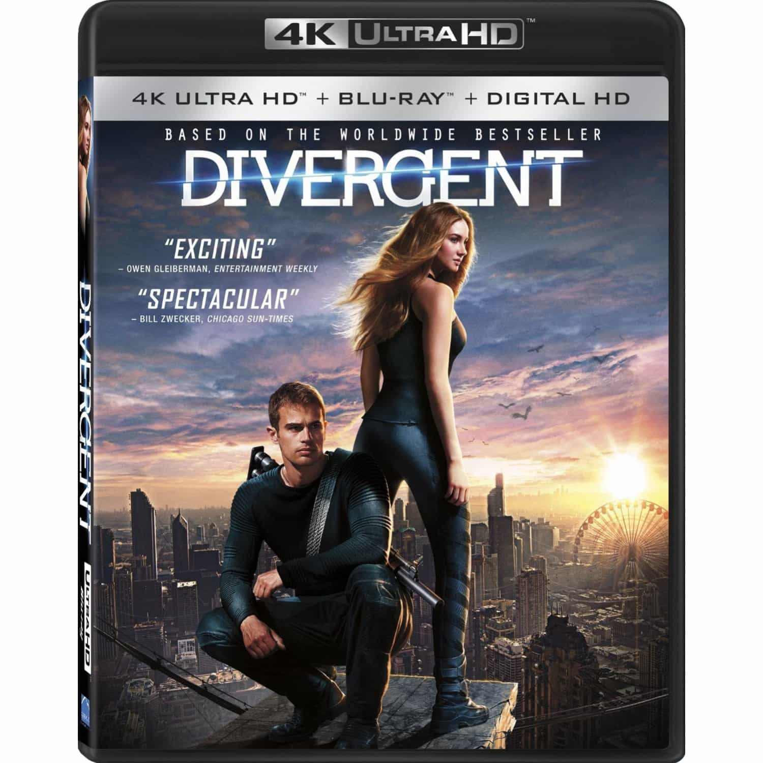 Divergent 4K 2014 Ulra HD Rip HDR