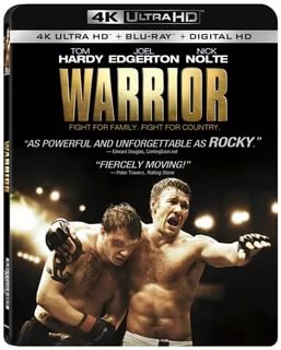 Warrior 4K rip HDR 2011 Ultra HD 2160p