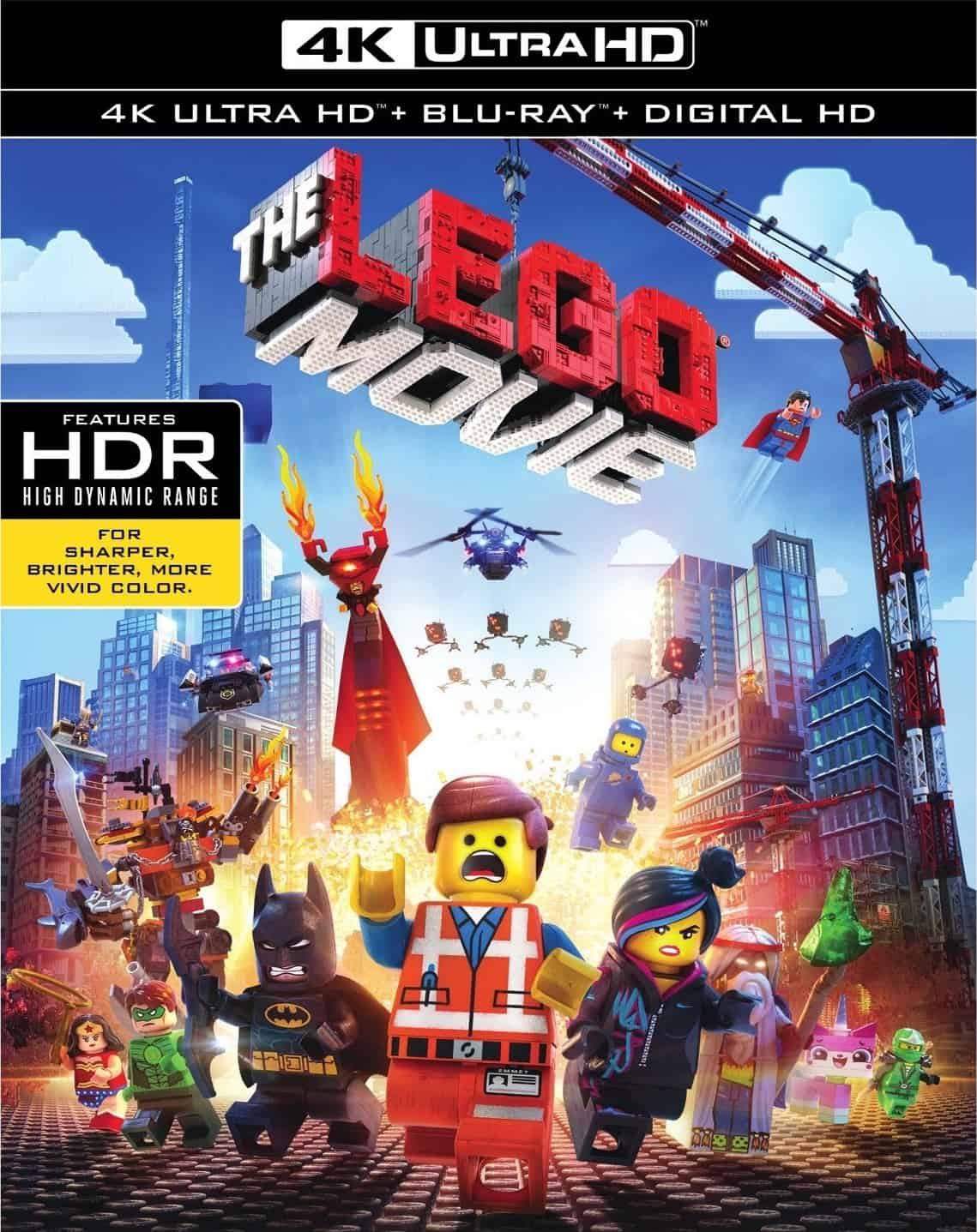 The LEGO Movie 2014 rip 4K Ultra HD 2160p