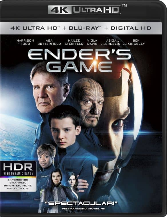 Ender's Game 2013 Ultra HD RIP 4K 2160p