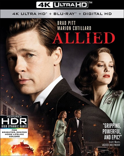 Allied 4K RIP 2016 UHD 2160p