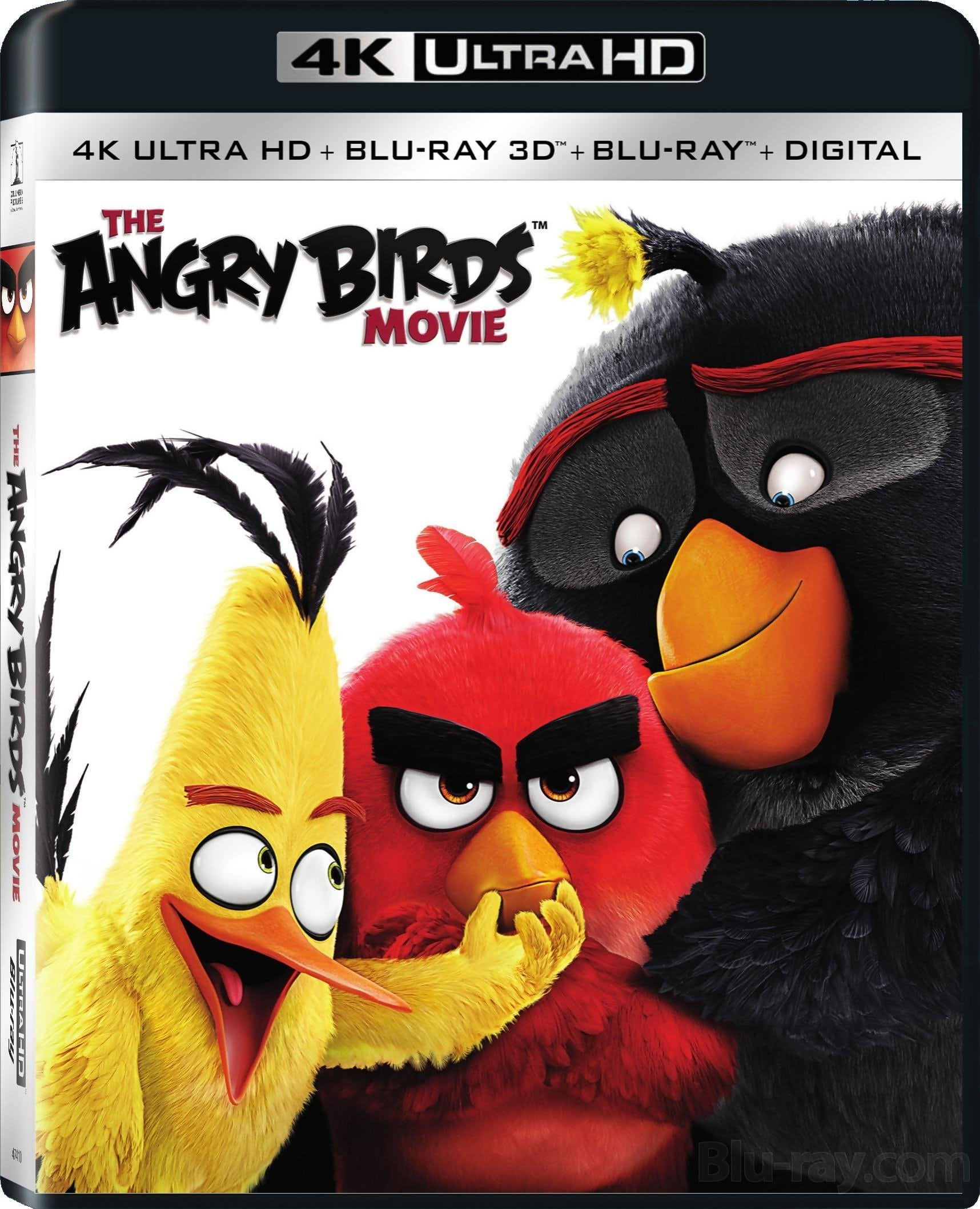 Angry Birds 4K 2016 HDR RIP Ultra HD 2160p