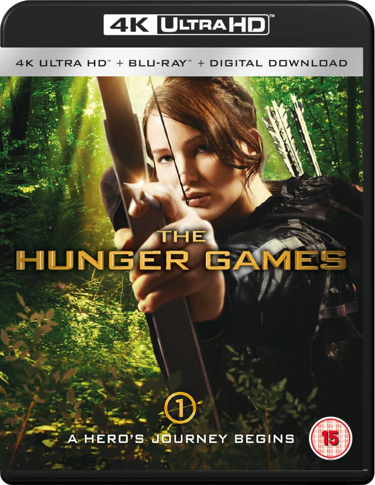 The Hunger Games 4K 2012 X265 UHD 2160p