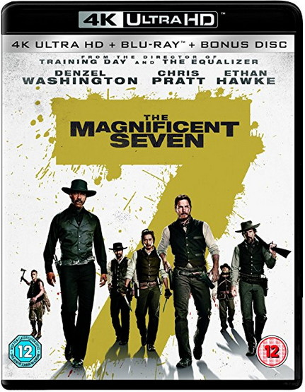 The Magnificent Seven 4K 2016 RIP Ultra HD 2160p