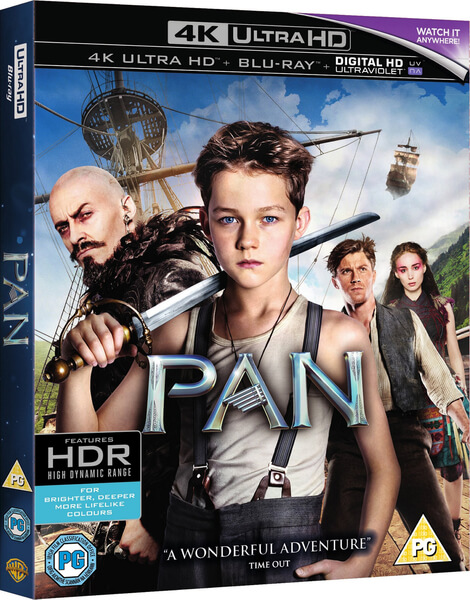 Pan 4K 2015 Ultra HD 2160P