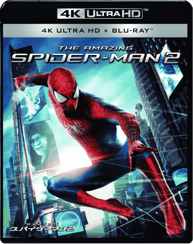 The Amazing Spider-Man 4K 2012 RIP Ultra HD