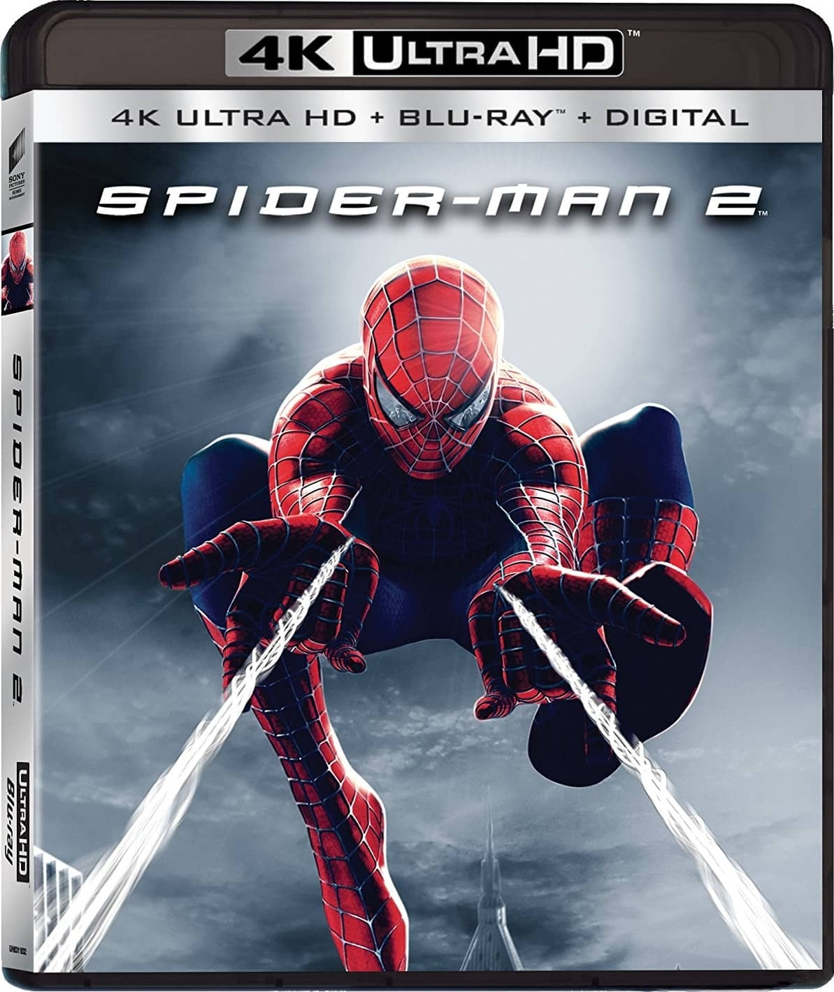 Spider-Man 2 4K 2004 Ultra HD 2160p