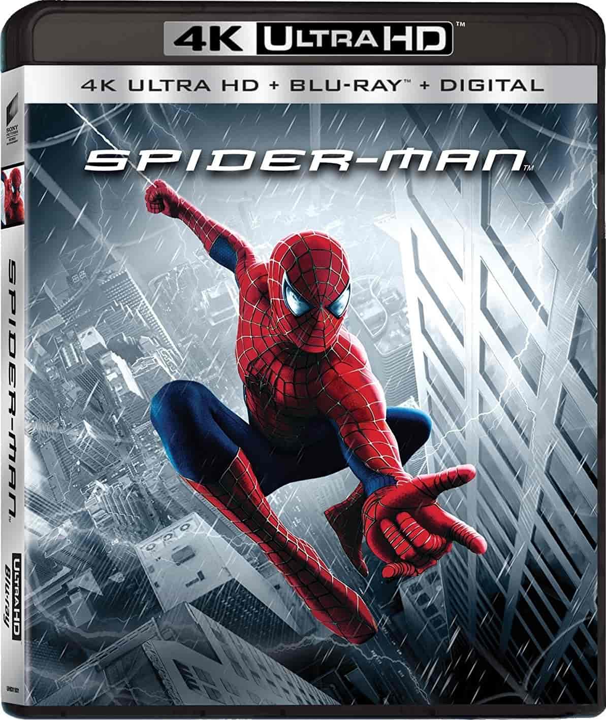 Spider-Man 4K 2002 Ultra HD Rip HDR