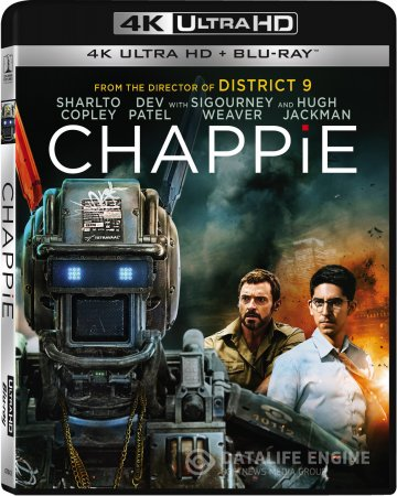 Chappie 4K 2015 Ultra HD 2160p