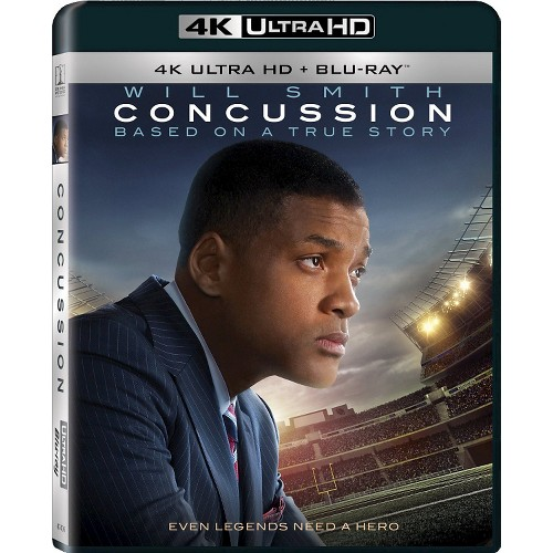 Concussion 4K 2015 Ultra HD