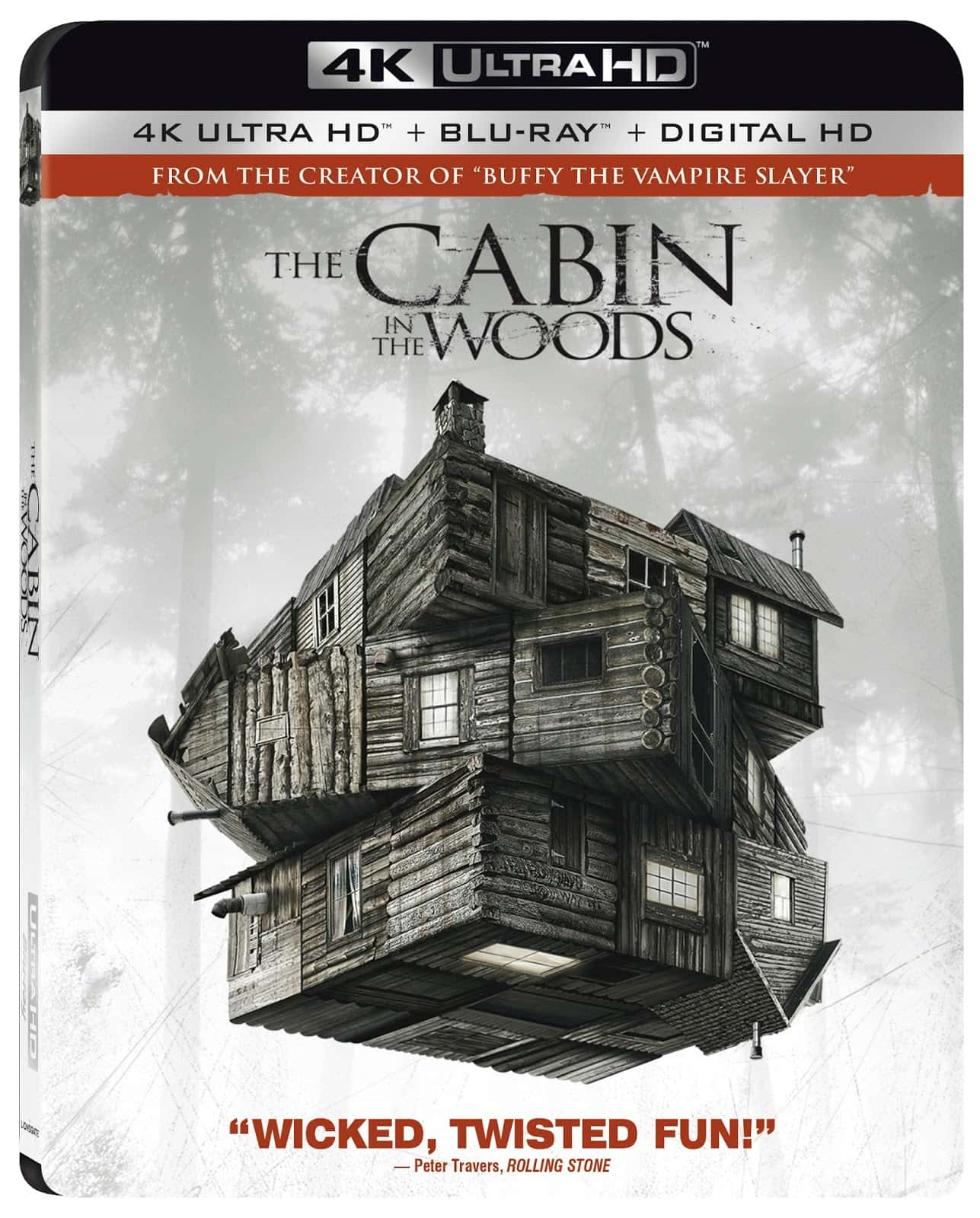 The Cabin in the Woods 4K 2012 Ultra HD RIP