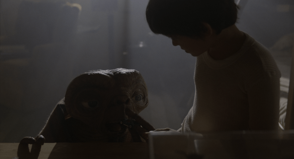 E.T. the Extra-Terrestrial 4K 1982 HDR UHD 2160P