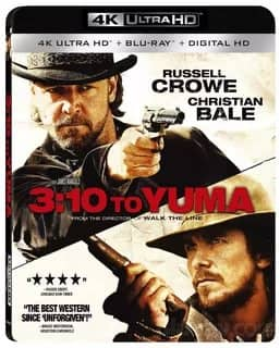 3:10 to Yuma 4K HDR 2007 Ultra HD 2160p
