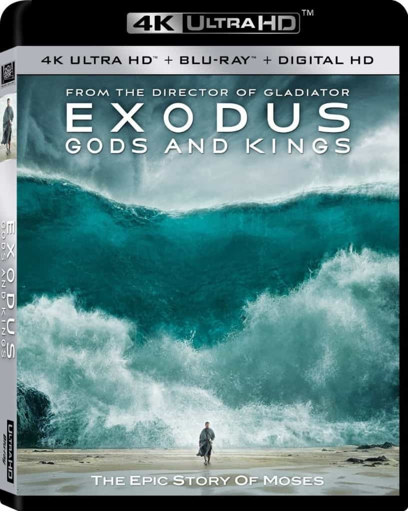 Exodus: Gods and Kings 4K 2014 Ultra HD 2160p