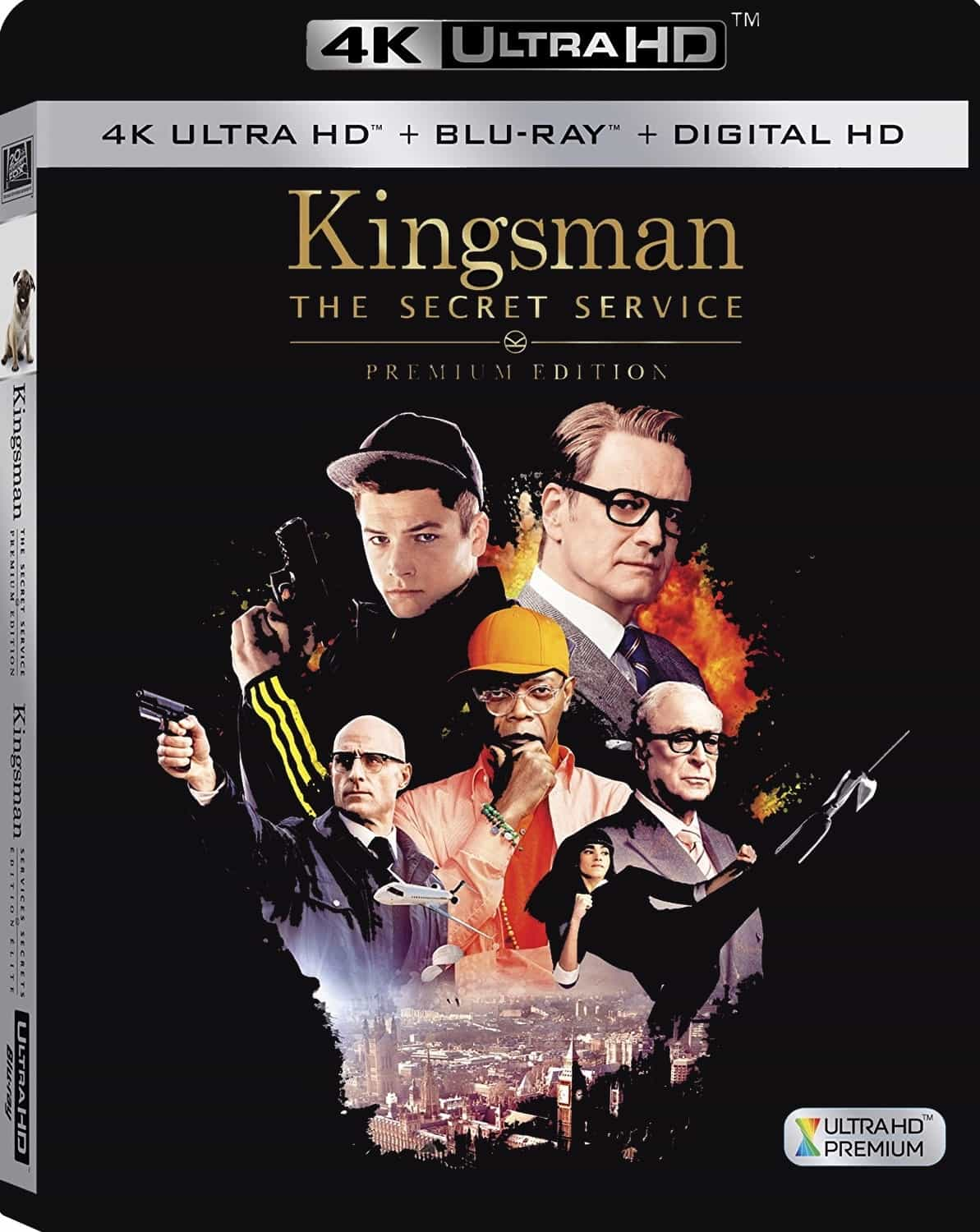 Kingsman The Secret Service 4K 2014 Ultra HD 2160p