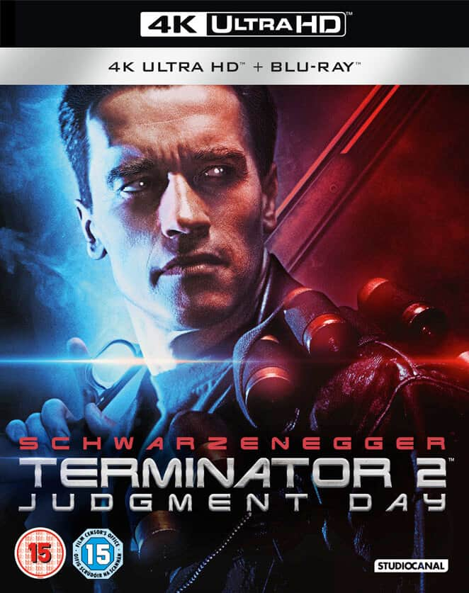 Terminator 2: Judgment Day 4K 1991 Ultra HD 2160p