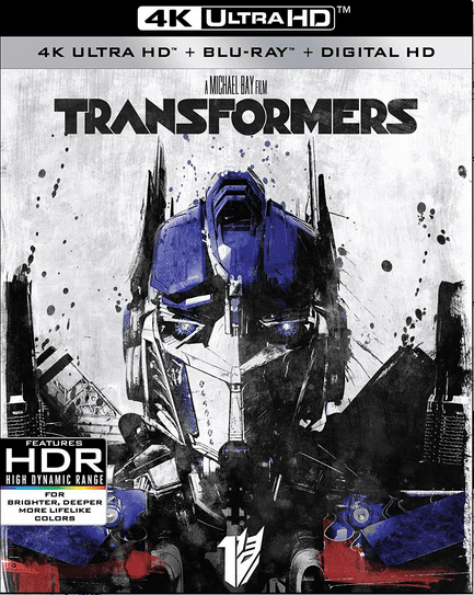 Transformers 4K 2007 Ultra HD RIP 2160p