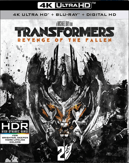Transformers Revenge of the Fallen 4K 2009 Ultra HD 2160p HDR