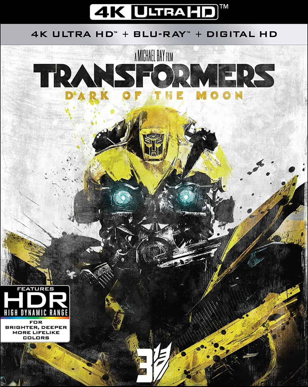 Transformers Dark of the Moon 4K 2011 Ultra HD 2160p