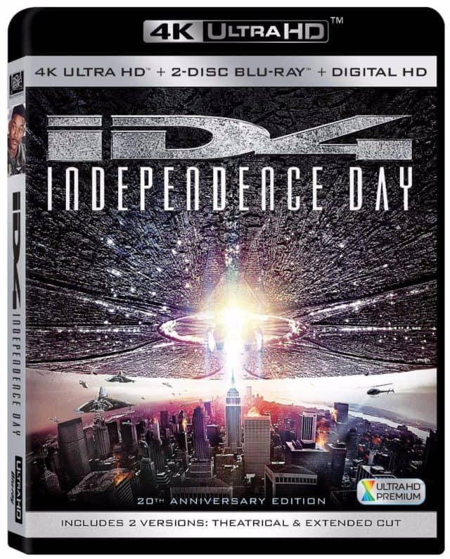 Independence Day: Resurgence 4K 2016 Ultra HD 2160p