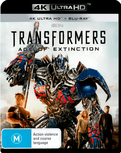 Transformers Age of Extinction 4K 2014 Ultra HD 2160p