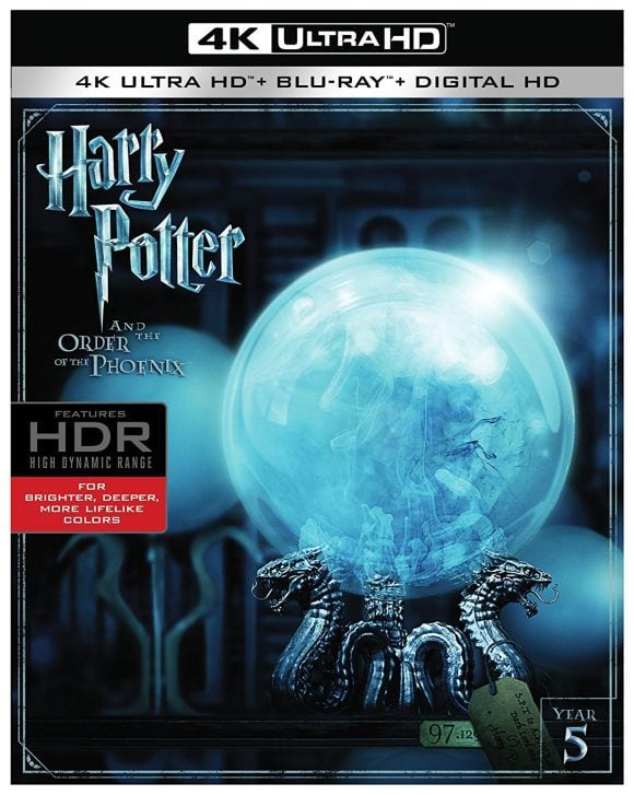 Harry Potter and the Order of the Phoenix 4K RIP 2007 Ultra HD 2160p