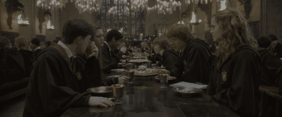 Harry Potter and the Half-Blood Prince 4K 2009 Ultra HD 2160p