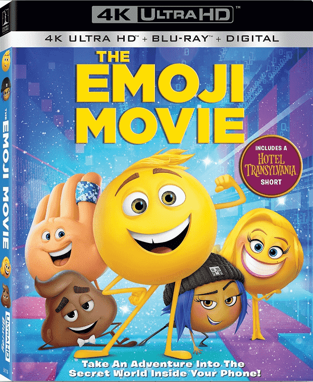 The Emoji Movie 4K HDR 2017 RIP Ultra HD 2160p