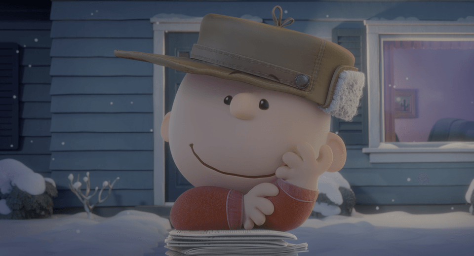 The Peanuts Movie 4K 2015 Ultra HD 2160p