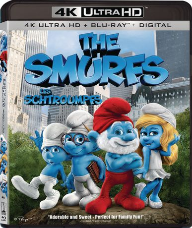 The Smurfs 4K 2011 Ultra HD 2160 rip