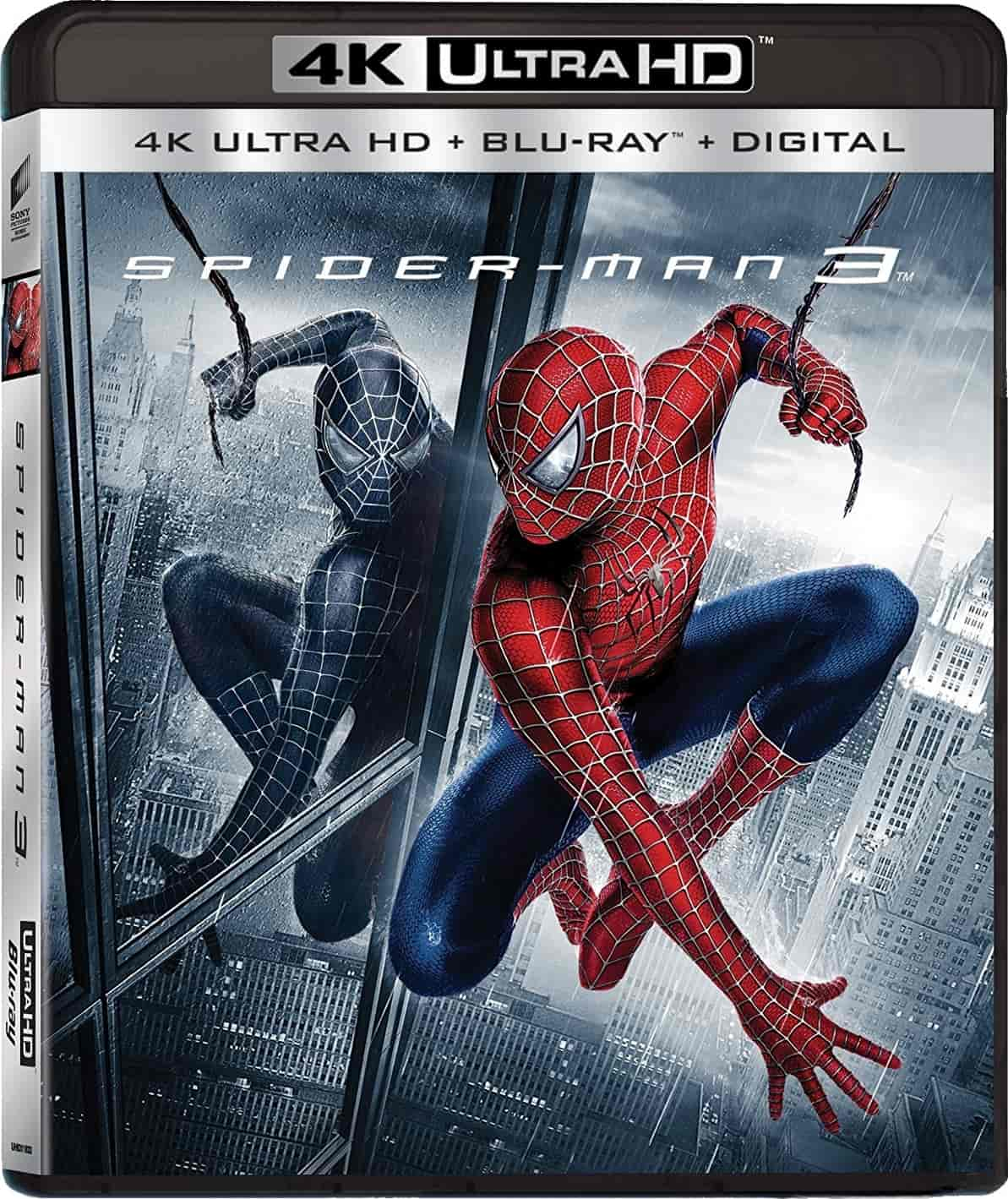 Spider-Man 3 2007 4K RIP Ultra HD 2160p