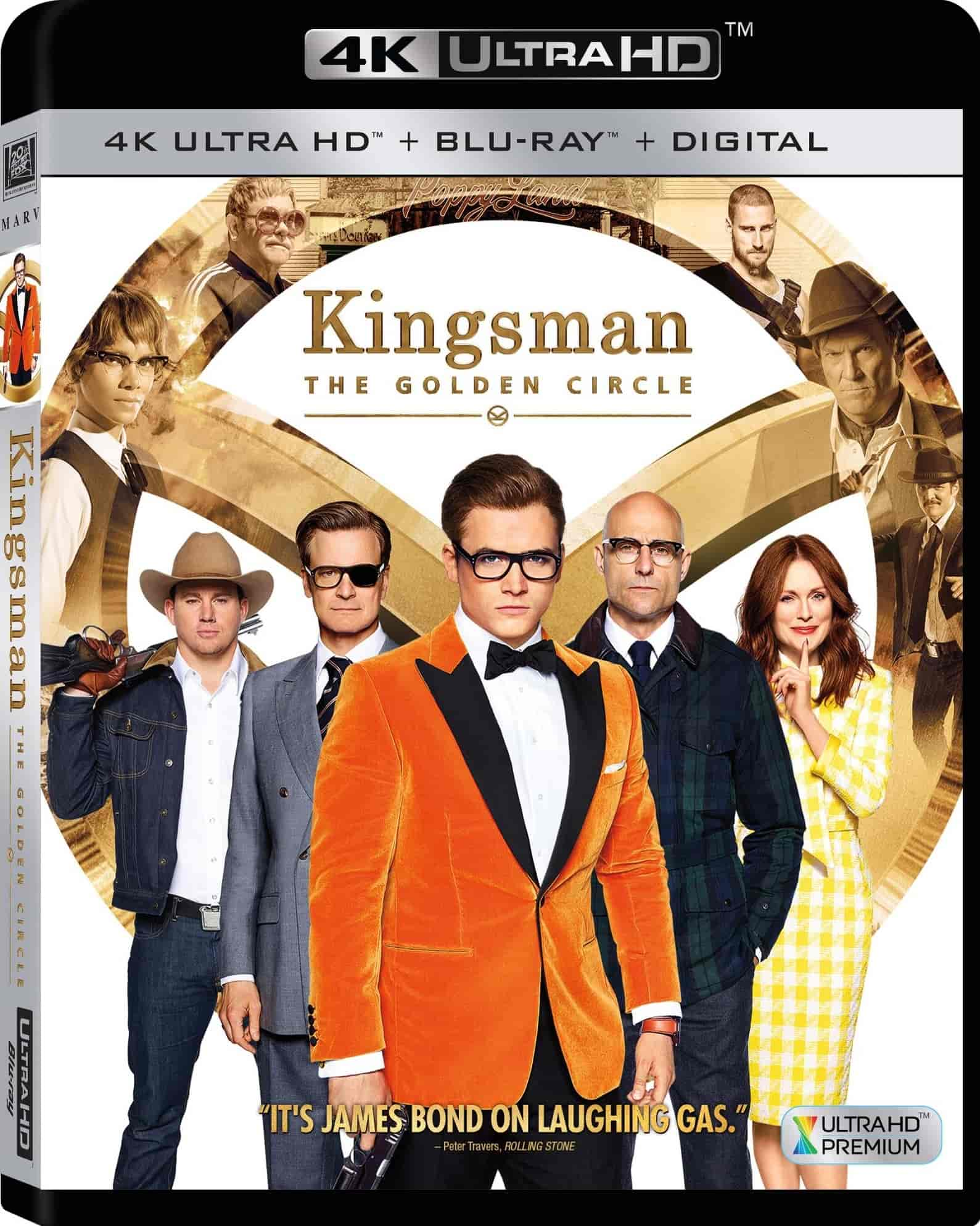 Kingsman: The Golden Circle 4K RIP 2017 HDR Ultra HD