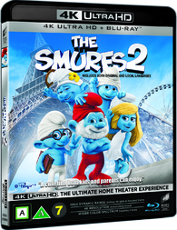 The Smurfs 2 4K HDR 2013 RIP Ultra HD 2160p